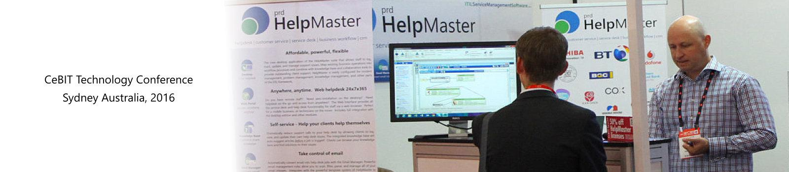 HelpMaster ITSM Software