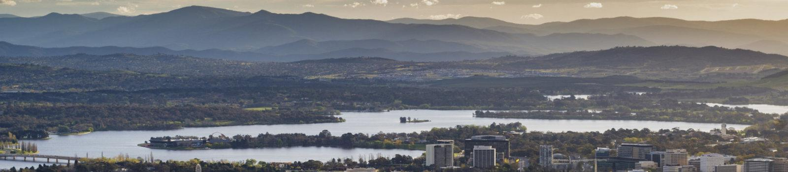 Canberra Lake Burley Griffin