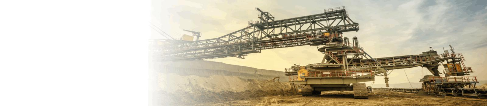 Mining and heavy industry software