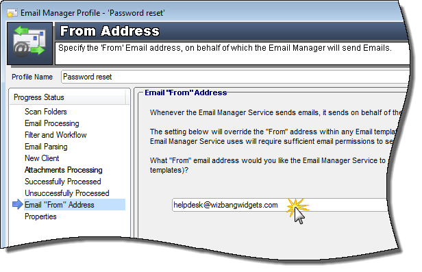 email from address