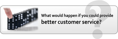 deliver better customer service