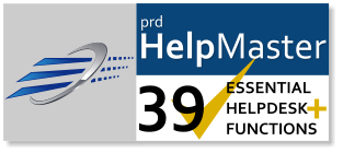 Essential helpdesk functions